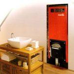 Installation de chauffage par un chauffagiste qualifié
