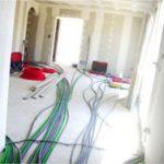 Installation de chauffage, plancher chauffant, par un chauffagiste qualifié